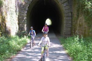 Fietsen_Nolay_santenay_tunnel