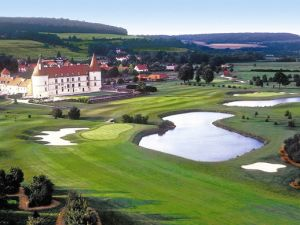 golf chailly bourgogne