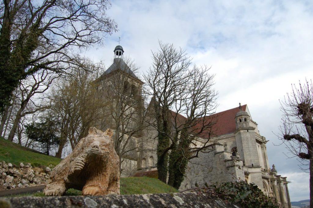 Saint Pierre kerk Tonnerre