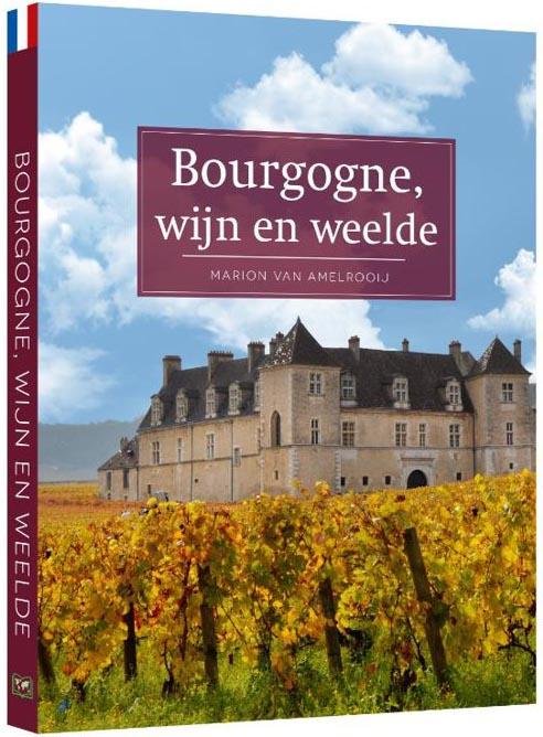 Reisgids Bourgogne, wijn en weelde