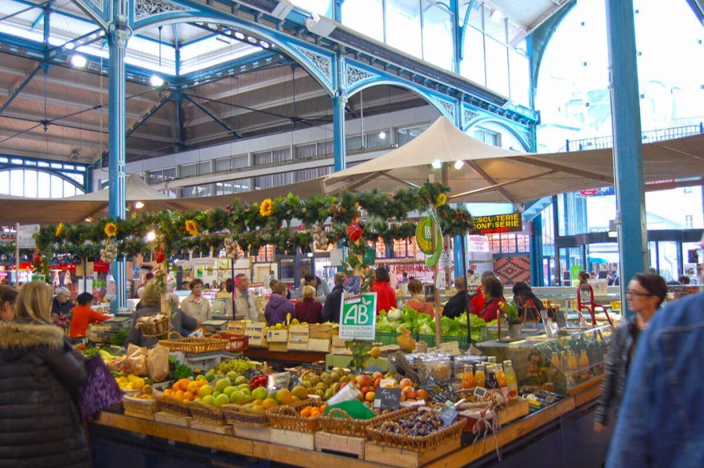 markthal Dijon Frankrijk