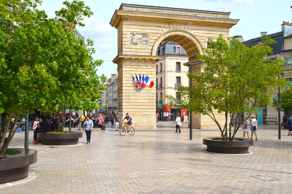 Place Darcy Dijon