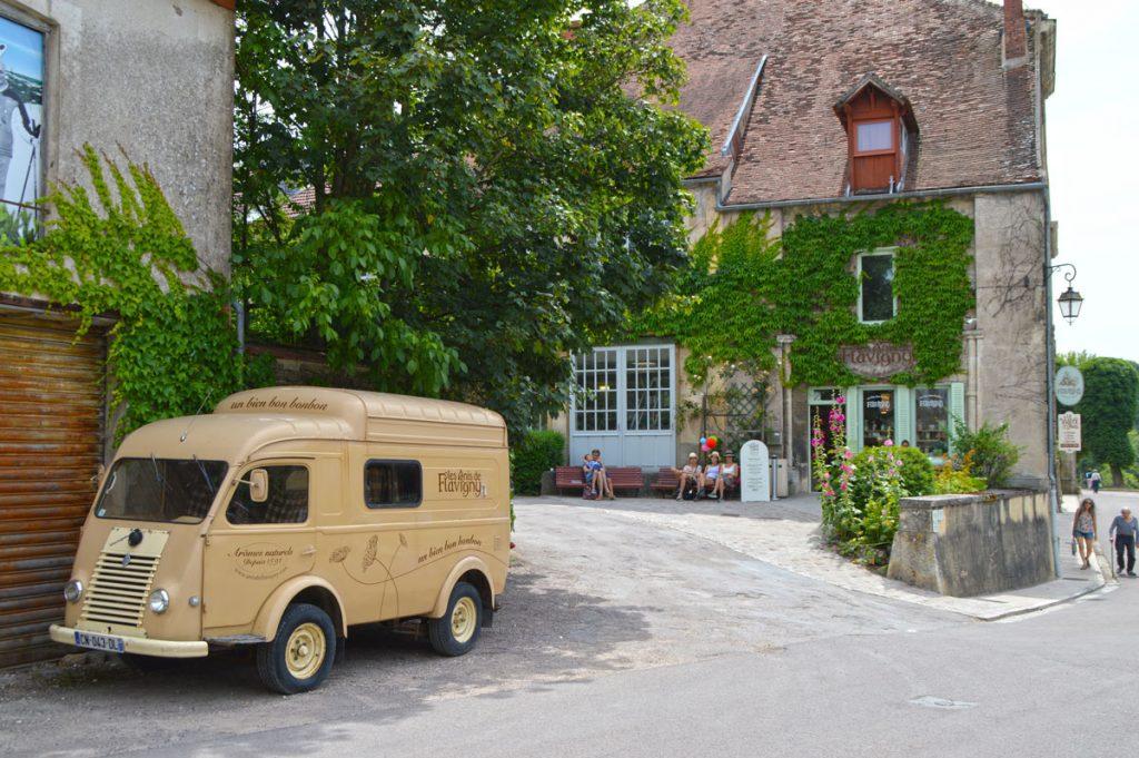 Snoepjes uit Flavigny-sur-Ozerain