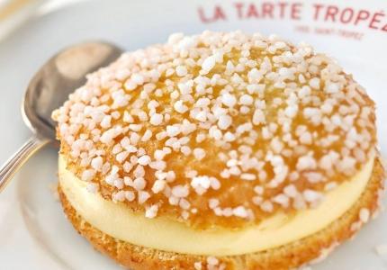 Tarte Saint-Tropez