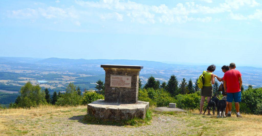 Bibracte op de Mont Beuvray